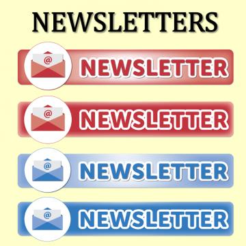 Order custom newsletters